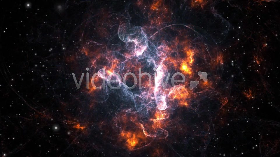 Abstract Space Nebula 2 - Download Videohive 7975437