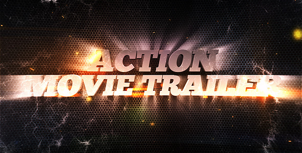 Action Movie Trailer - Download Videohive 9985355