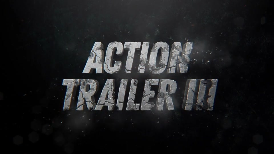 Action Trailer III - Download Videohive 22208618