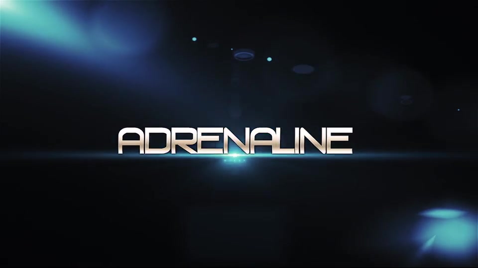 Adrenaline Action Trailer - Download Videohive 138442