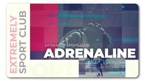 Adrenaline Sport Promotion - 24682236 Download Videohive