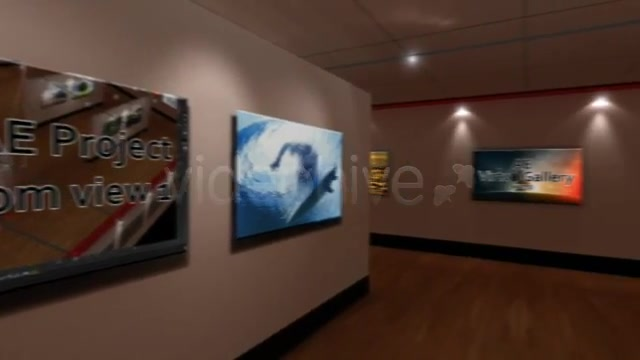 AE Virtual Gallery v 1.0 - Download Videohive 2060209