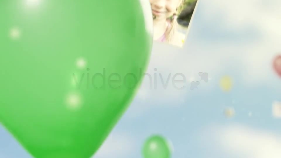 Air Balloon Photo Gallery - Download Videohive 4522767