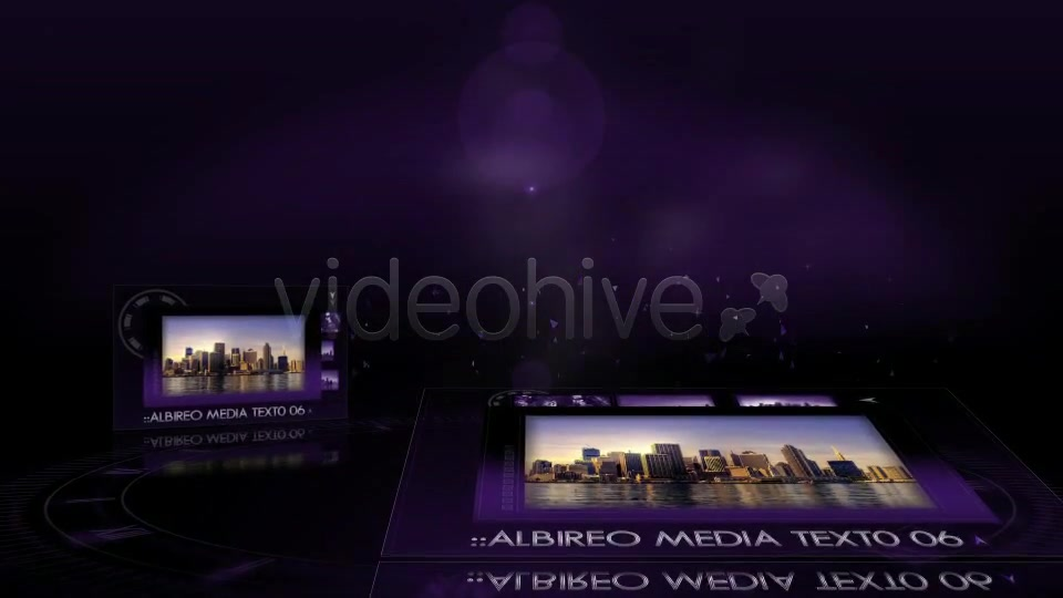 ALBIREO SPACE DYNAMIC PRESENTATION - Download Videohive 98035