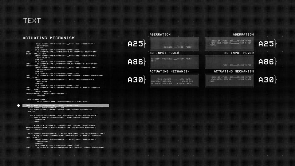 Alternative HUD Package Bio - Download Videohive 17945065