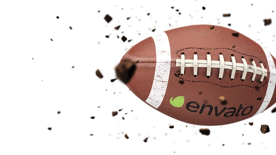American Football Logo Reveals - Download Videohive 19964589