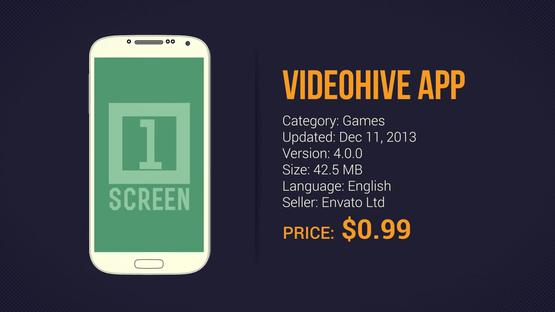 Android App Commercial - Download Videohive 7685205