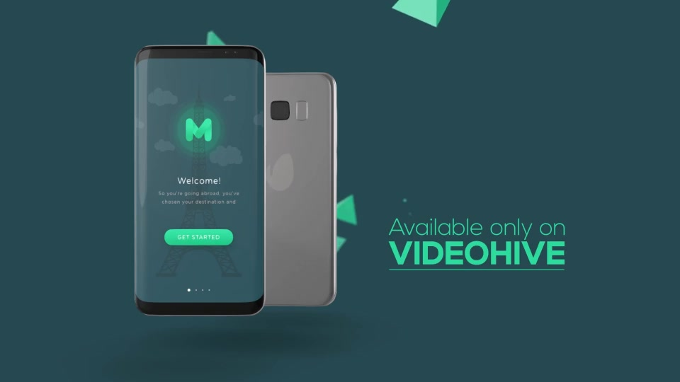 Android App Promo Mock Up Kit - Download Videohive 20042116