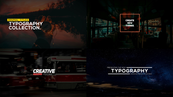 Animated Typography Pack for Premiere Pro - Download Videohive 22731760