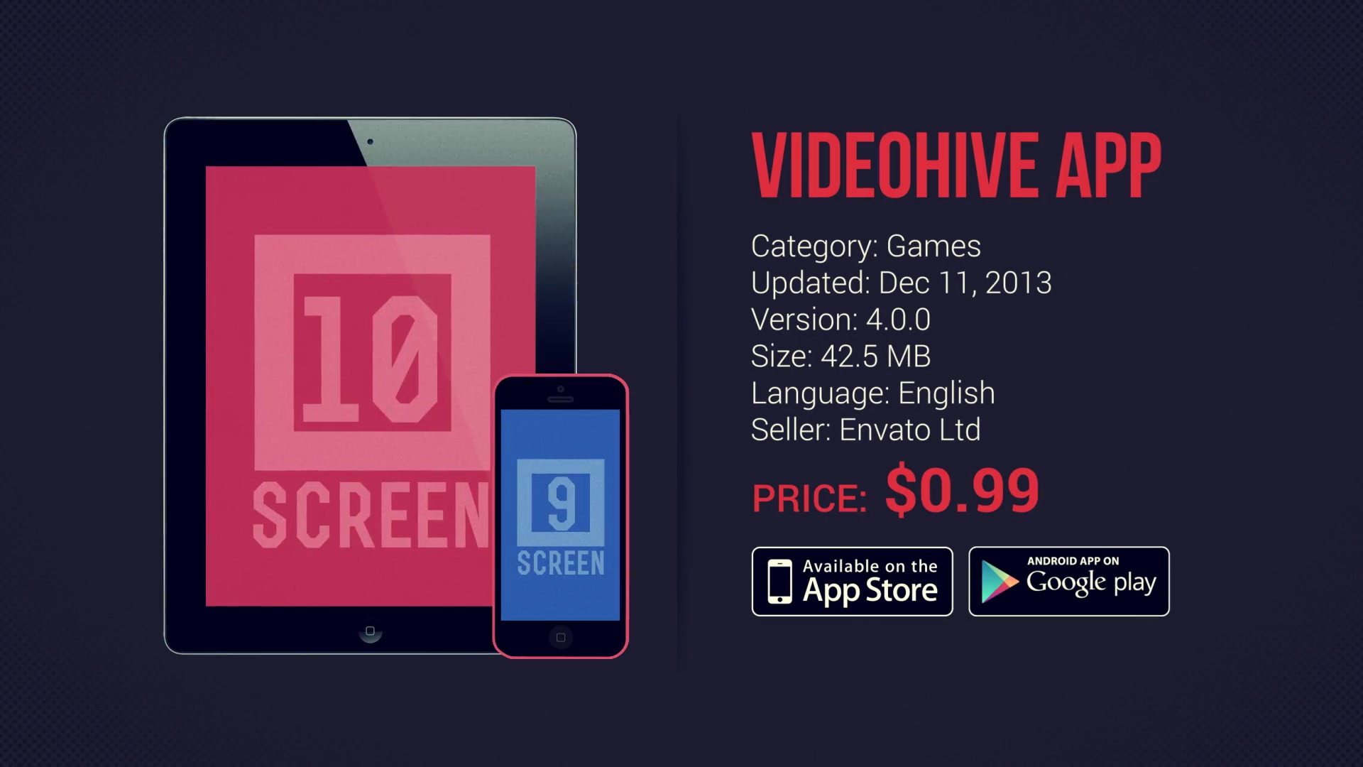 App Commercial 2 - Download Videohive 7001526