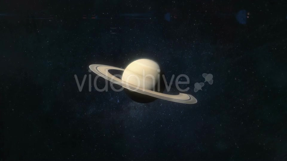 Approaching Saturn - Download Videohive 21374249