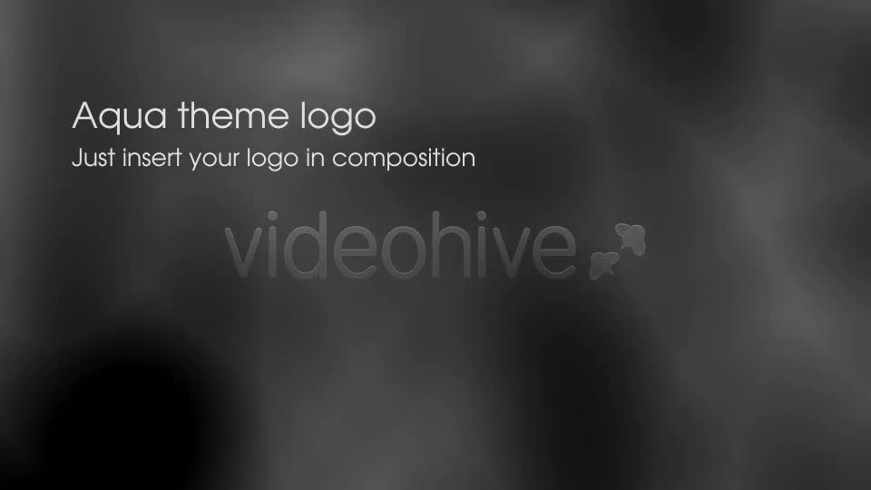 Aqua theme logo - Download Videohive 2197755