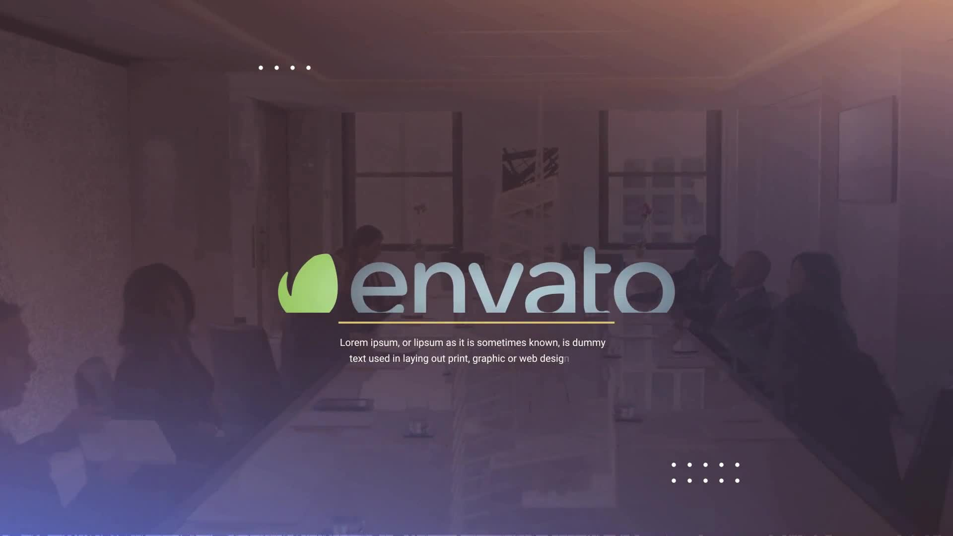 Architecture Business Promotion Slideshow Videohive 24827639 After Effects Image 1