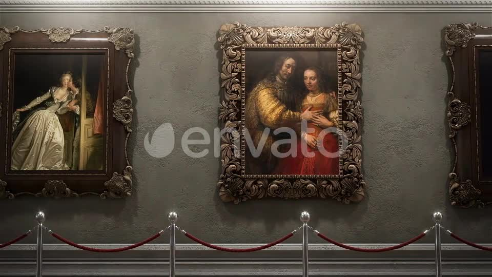 Art Museum Photo Gallery 01 Videohive 23659470 After Effects Image 1