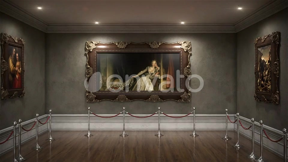 Art Museum Photo Gallery 01 Videohive 23659470 After Effects Image 3