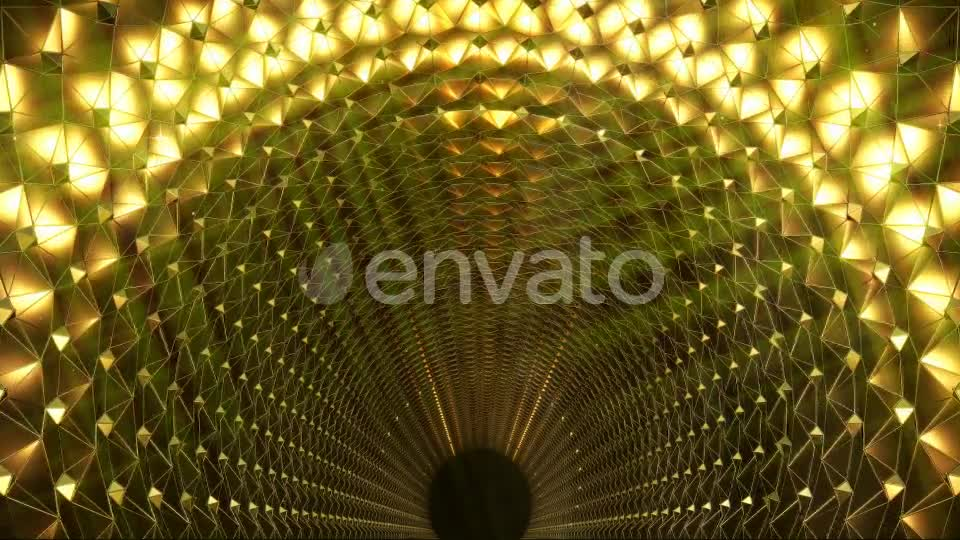 Atom Tunnel 03 4K - Download Videohive 21709186