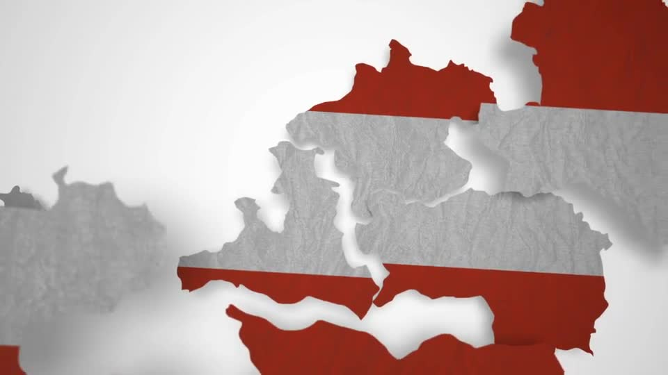 Austria Map Kit - Download Videohive 20975448