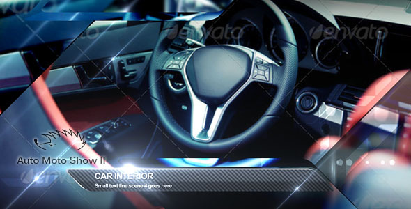 Auto Moto Show II - Download Videohive 8926005