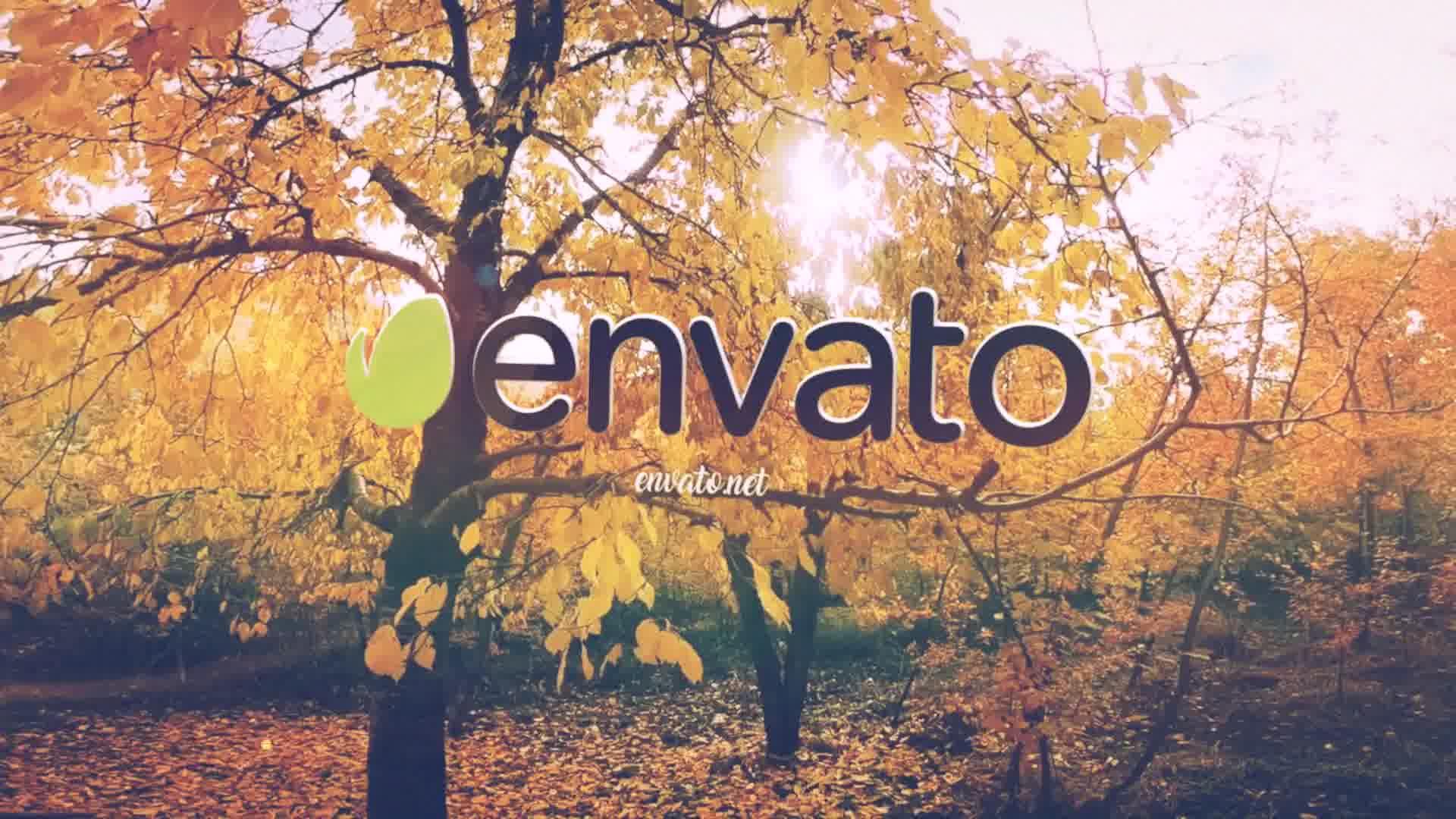 autumn slide download videohive 22910662