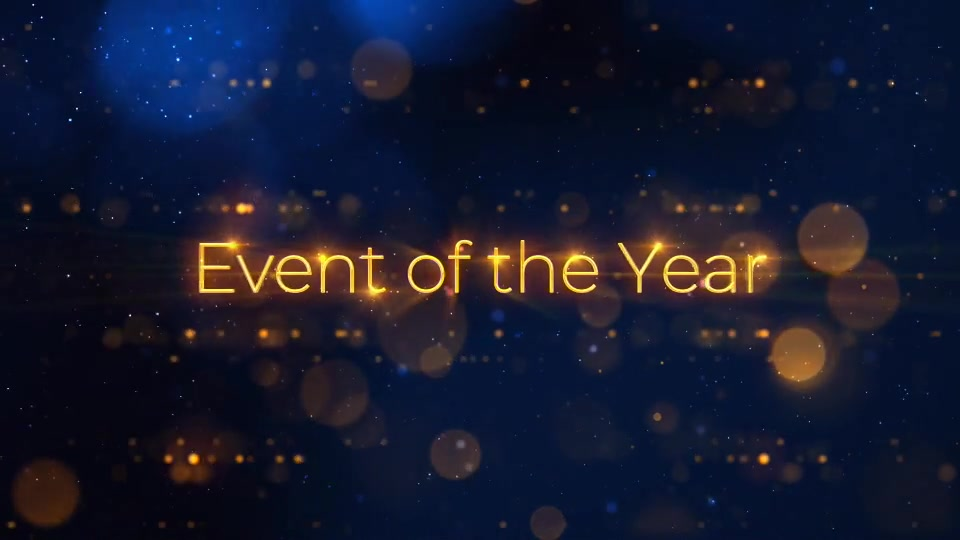 Awards Promo Apple Motion - Download Videohive 22663493