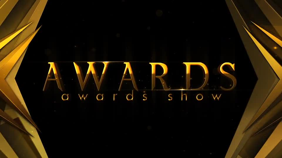 Awards Show Videohive 23187355 After Effects Image 1