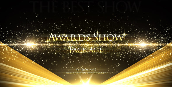 Awards show package download videohive 6625944 toneelgroepblik Choice Image