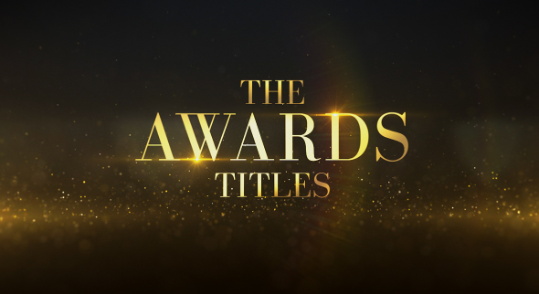Awards Titles - Download Videohive 19293269