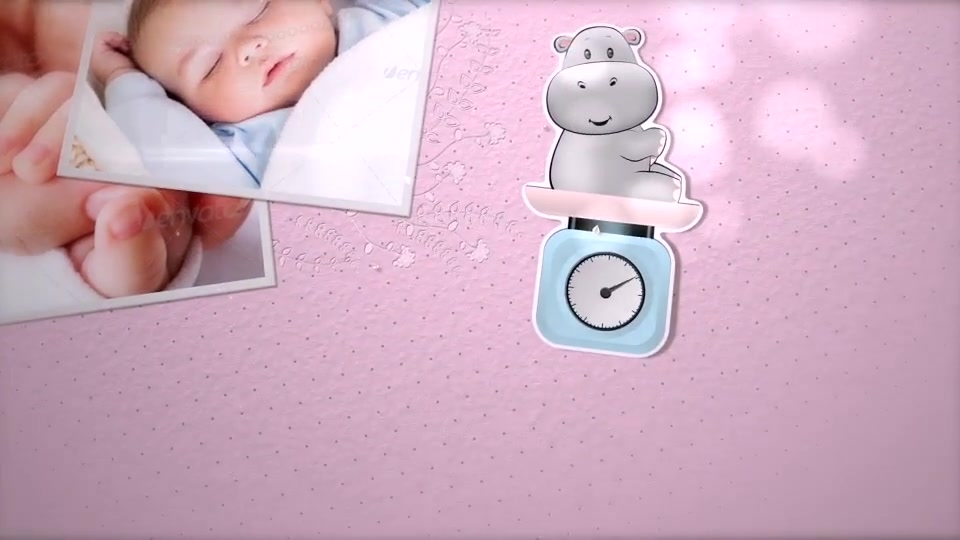 Baby Photo Album | Lovely Slideshow - Download Videohive 20078217