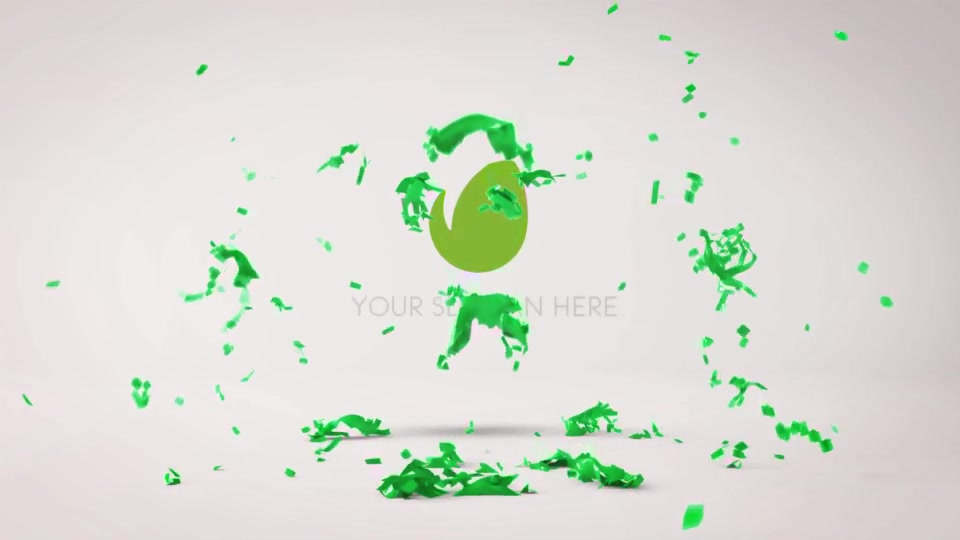 Balloon Logo Reveal - Download Videohive 20054104