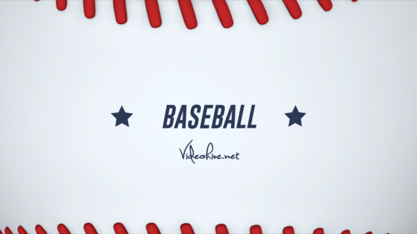 Baseball Logo - Download Videohive 16079593