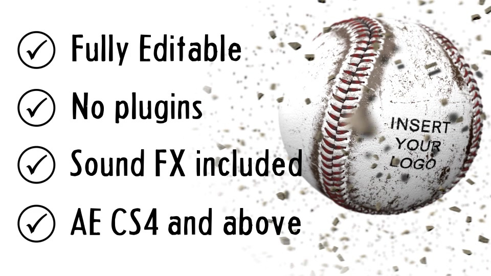 Baseball Logo Reveals - Download Videohive 19563634