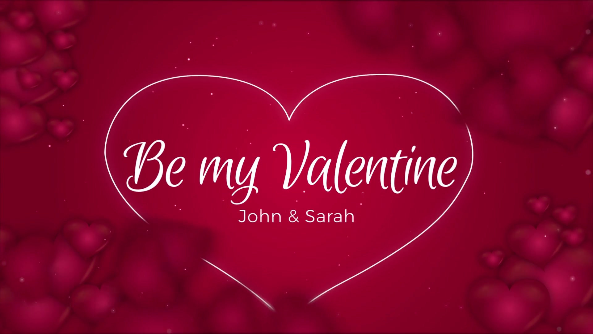 Be my Valentine Videohive 23241376 After Effects Image 12