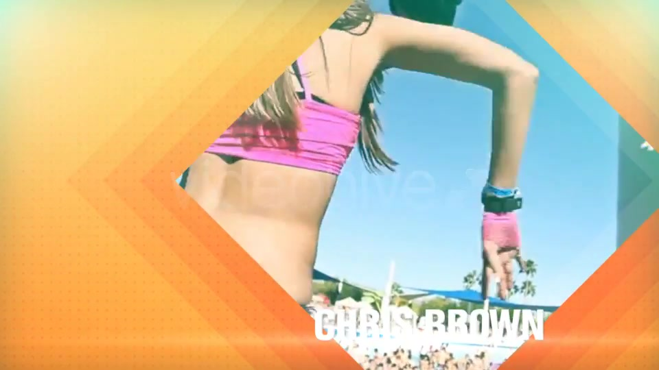 Beach Party Promo - Download Videohive 2920115