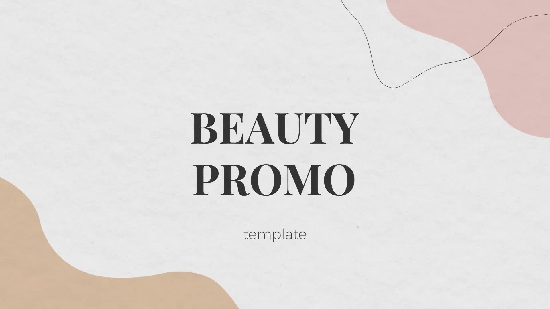 Beauty Shop Promo Videohive 29855902 After Effects Image 1