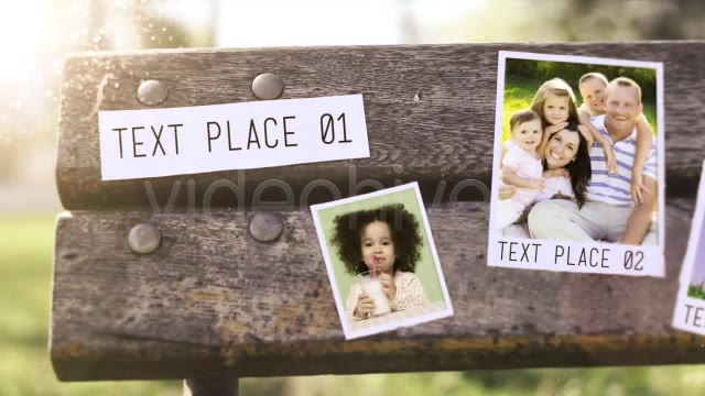 Bench Photo Gallery - Download Videohive 4690271