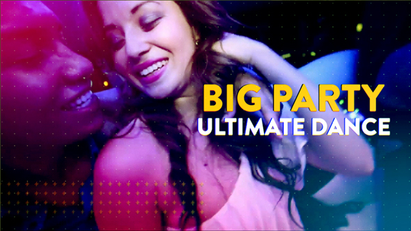 Big Party Ultimate Dance - Download Videohive 20446563