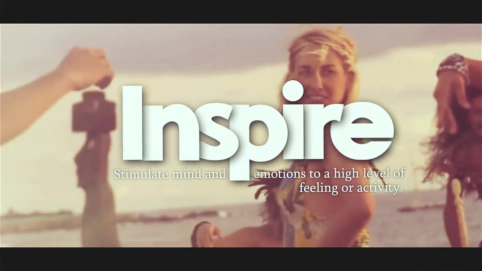 Big Titles Motivational Opener - Download Videohive 9847063