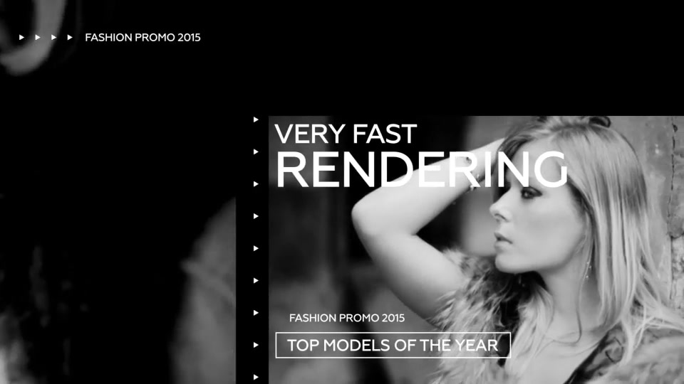 Black Fashion Promo - Download Videohive 12070187