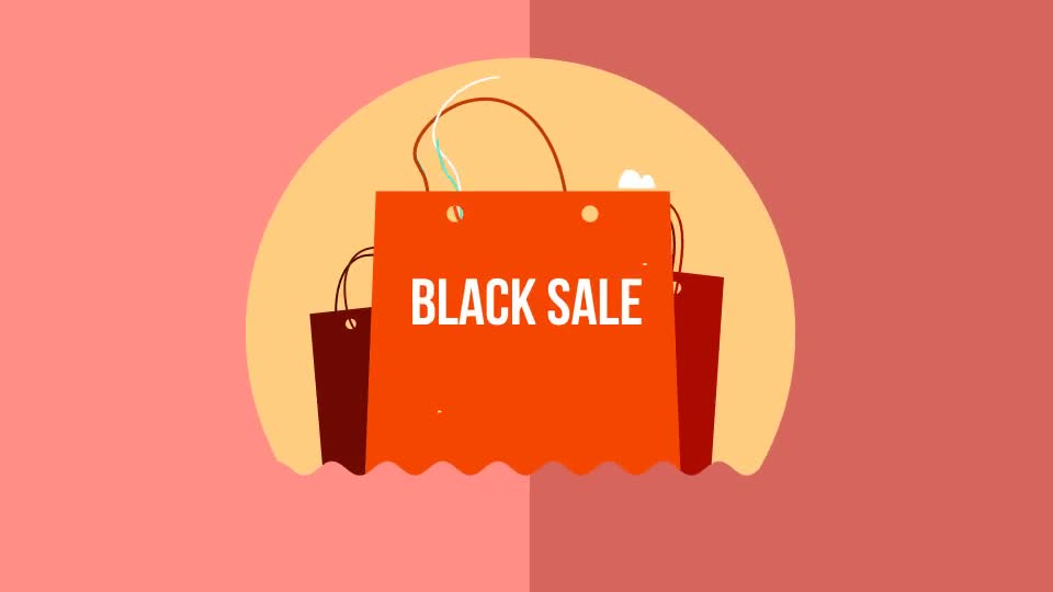 Black Friday Sale Online Promo - Download Videohive 9793777