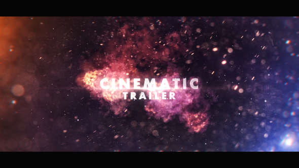 Blaster Cinematic Trailer - Download Videohive 20900922