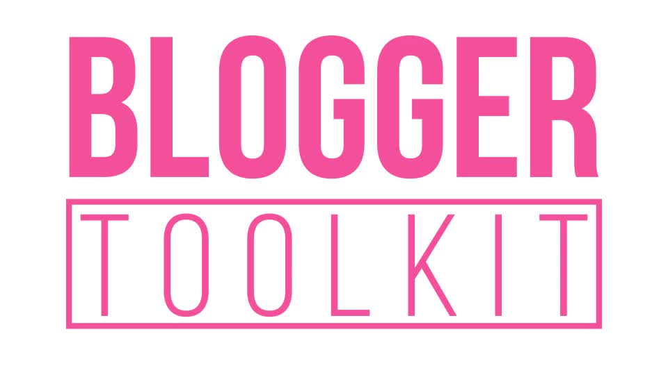 Blogger Toolkit - Download Videohive 19534587