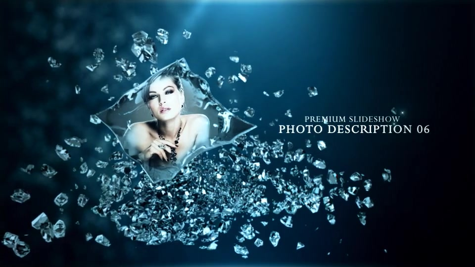 Blue Crystal Pack - Download Videohive 10949441