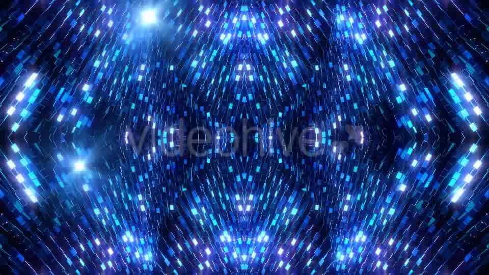 Blue Glittering Waves - Download Videohive 20800897