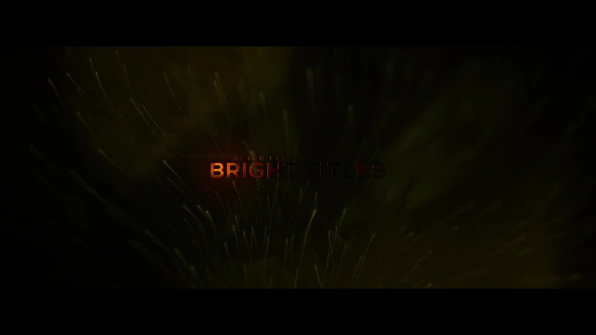 Bright and Shine Awards Titles - Download Videohive 19653172