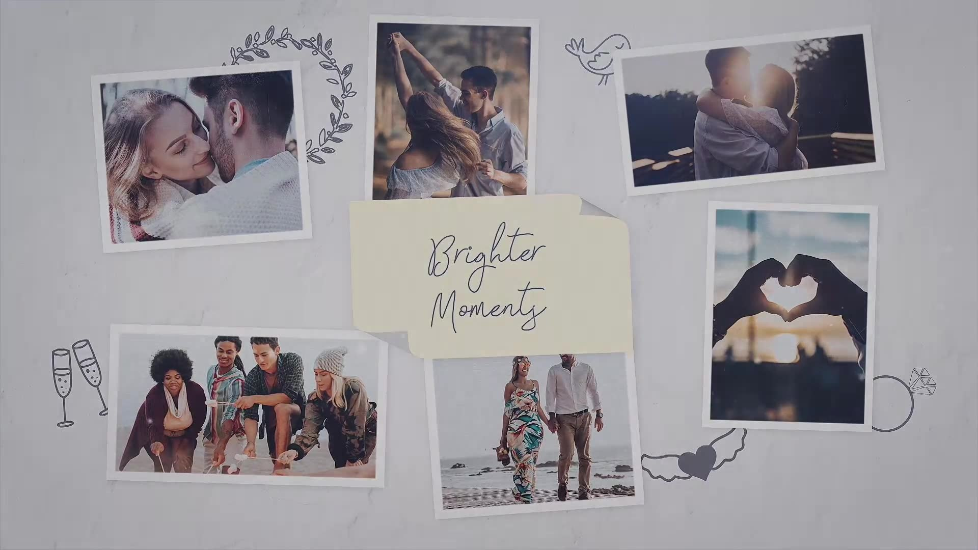 Brighter Moments Videohive 25227762 After Effects Image 12