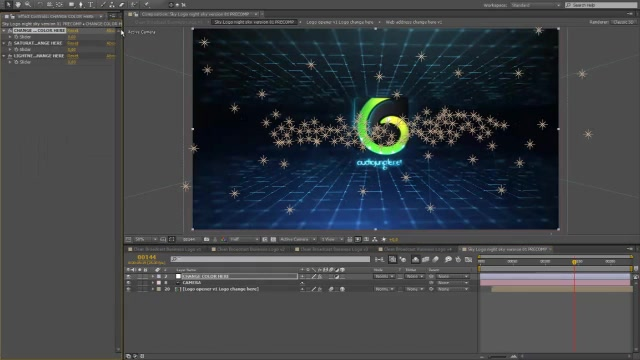 Broadcast Business Logo Opener - Download Videohive 19323586