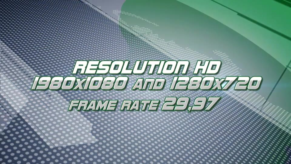 Broadcast Design News Pack - Download Videohive 503126