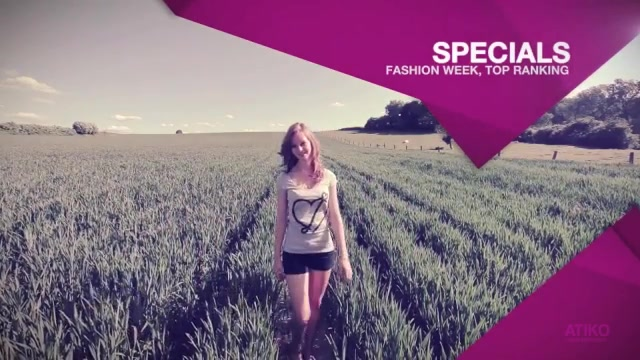 Broadcast Fashion Package - Download Videohive 5149037