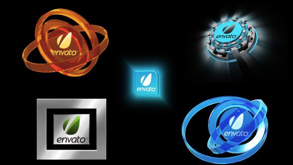Broadcast Logo Transition Pack I Apple Motion - Download Videohive 6636603