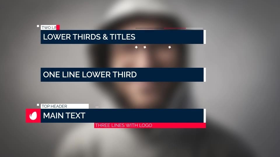 Broadcast Lower Thirds Videohive 9074642 After Effects Image 2